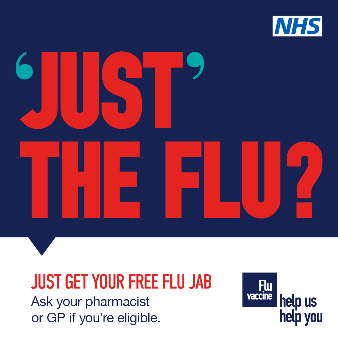 Flu Vaccination To Be Extended To 50 64 Year Olds From 1 December 2020 Frimley Health And Care